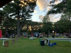 Camp Meade events